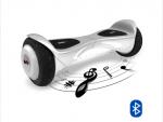 Гироскутер HX X1 8 Luxury white