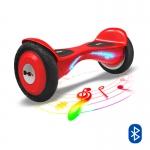 Гироскутер HX X1 10 Luxury red