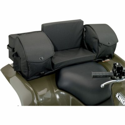 Кофр для квадроцикла Moose RIDGETOP REAR RACK BAG (BLACK)