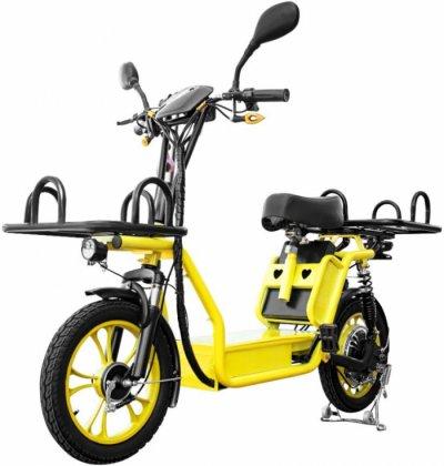 Электроскутер Like.Bike MK