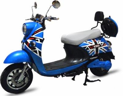 Электроскутер E-mania British