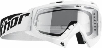 Кроссовые очки Thor ENEMY Solid White