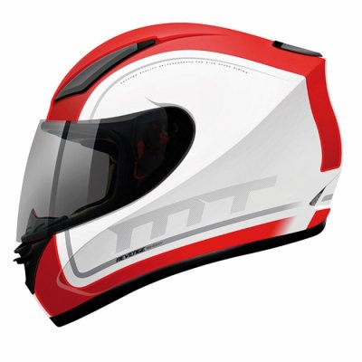 MT Helmets REVENGE Binomy black/red/green
