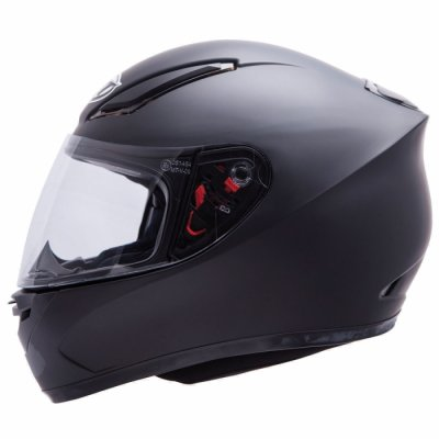 MT Helmets Revenge Solid matt black