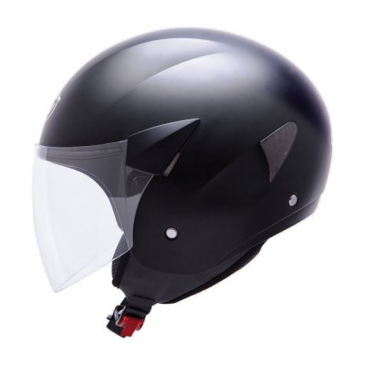 MT Helmets Sport City Solid matt black