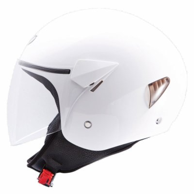 MT Helmets Sport City Solid matt white