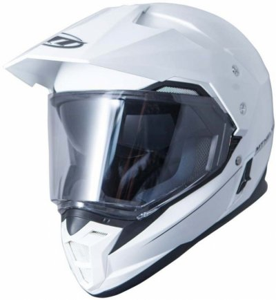 MT Helmets Synchrony DUO SPORT White