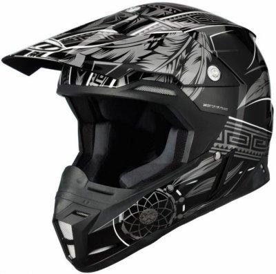 MT Helmets Synchrony Native black/grey