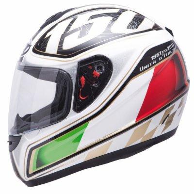 MT Helmets Thunder Italy white