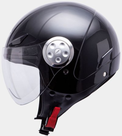 MT Helmets Urban Kids Solid Black