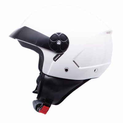 MT Helmets Velose Solid white
