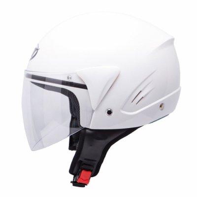 MT Helmets Ventus Solid white