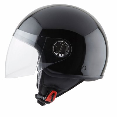 MT Helmets Zulco Solid black