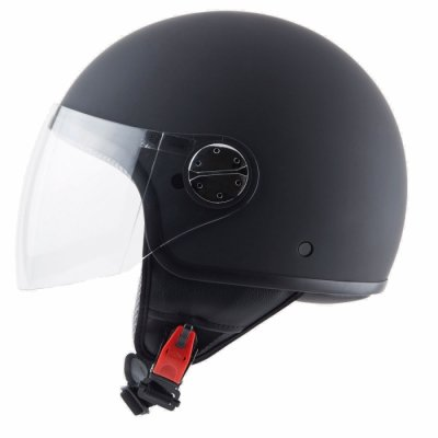 MT Helmets Zulco Solid matt black