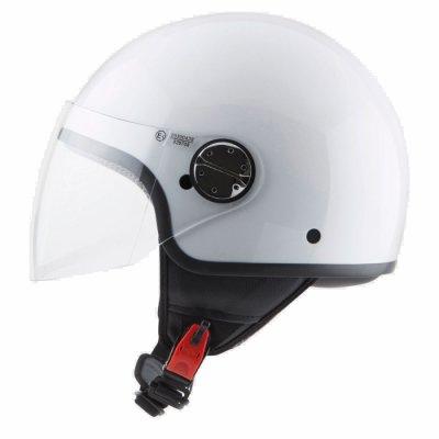 MT Helmets Zulco Solid white