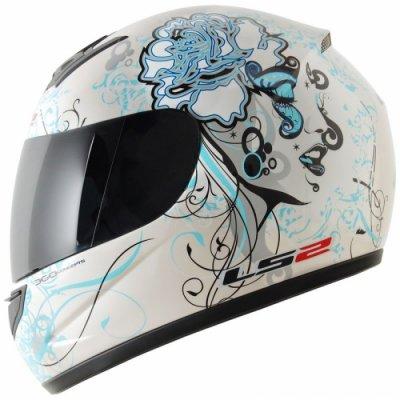 Шлем LS2 FF351 Stardust 2 New Blue