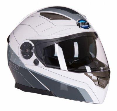 Шлем GEON 950 Модуляр с очками TOUR GREY/WHITE