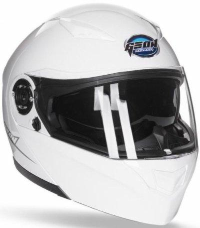 Шлем GEON 950 Модуляр с очками White