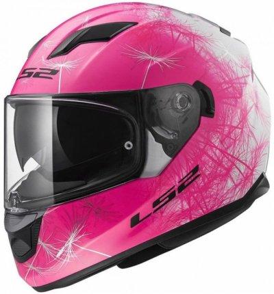 Шлем LS2 FF320 STREAM EVO WIND FLUO PINK