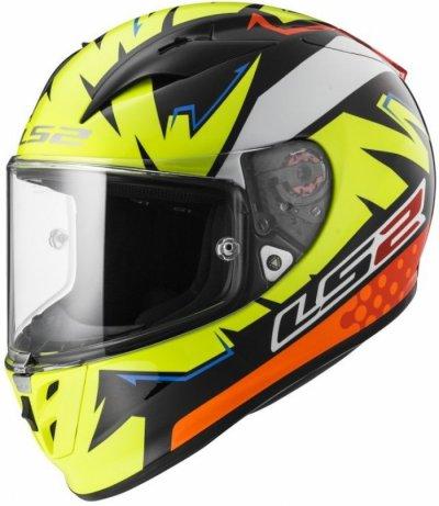 Шлем LS2 FF323 ARROW R ISAAC VINALES REPLICA