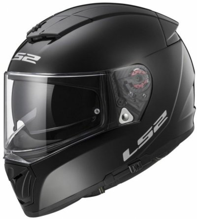 Шлем LS2 FF390 BREAKER GLOSS BLACK