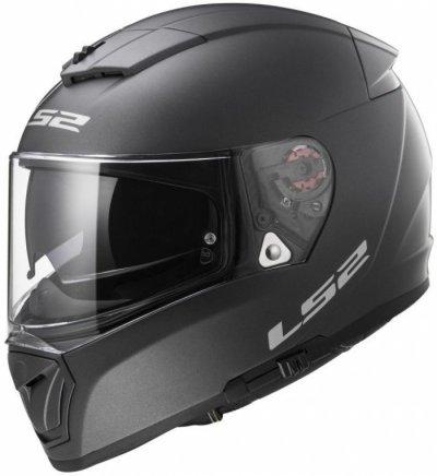 Шлем LS2 FF390 BREAKER MATT TITANIUM
