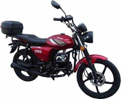SPARTA DELUXE 125cc