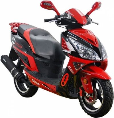 SPARTA Evolution 150cc
