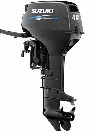 Suzuki DT 40 WS