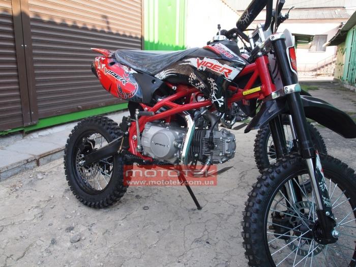 Питбайк VIPER ZS125P-17