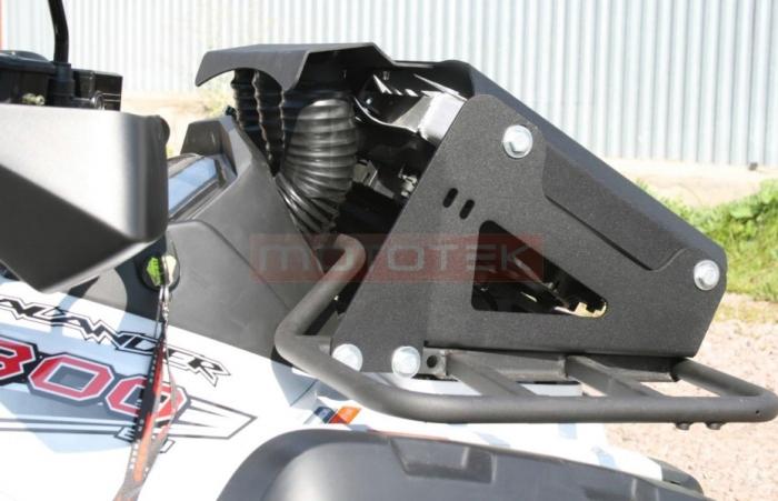 вынос радиатора cf moto x8