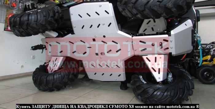 защита днища cfmoto cforce 550 цена