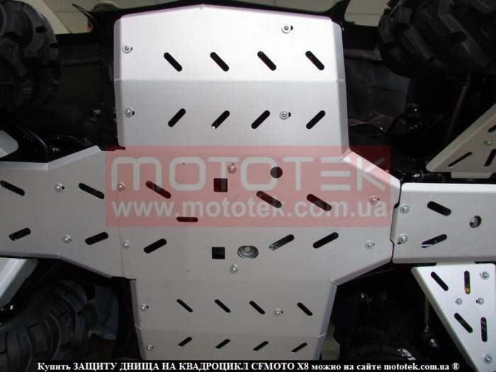 защита днища cfmoto cforce 550 купить