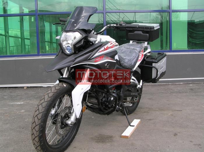 ZONGSHEN RX3 ZS250GY-3