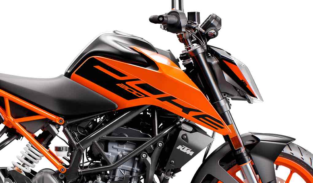 купить мотоцикл ктм дюк 200