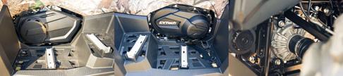 фото двигателя CFMOTO X8 H.O. EPS
