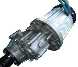 изображение двигателя с прямым приводом электроквадроцикла Hamer 1500 GT