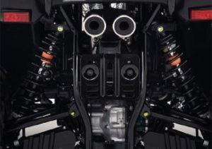 вихлопна система квадроцикла TGB BLADE 550 EPS