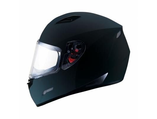 MT Helmets MUGELLO Solid matt black
