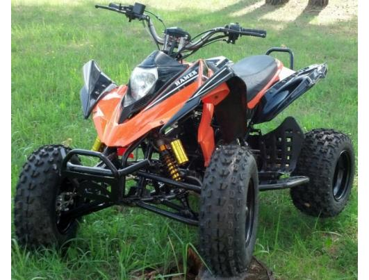 Hamer ATV - 250 Sport Manual