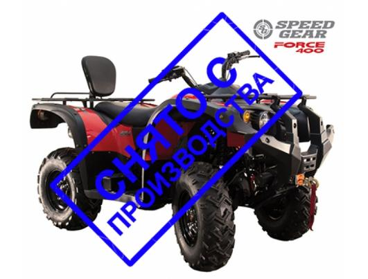 Квадроцикл Speed Gear Force 400