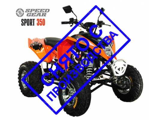 Квадроцикл Speed Gear Sport 300