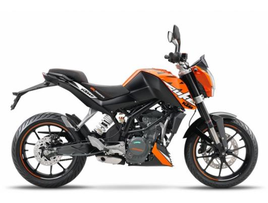 KTM DUKE 200 no ABS