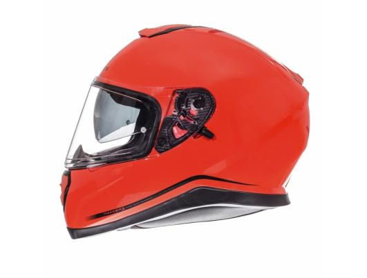 MT Helmets Thunder 3 Solid hi-viz orange