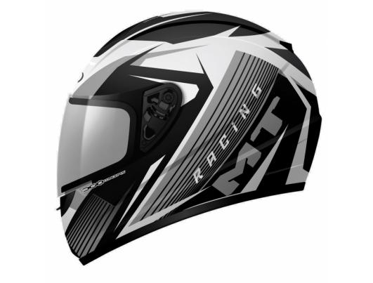 MT Helmets Thunder Axe black/grey