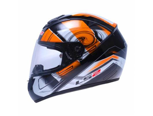 Шлем LS2 FF351 Action Black-Orange